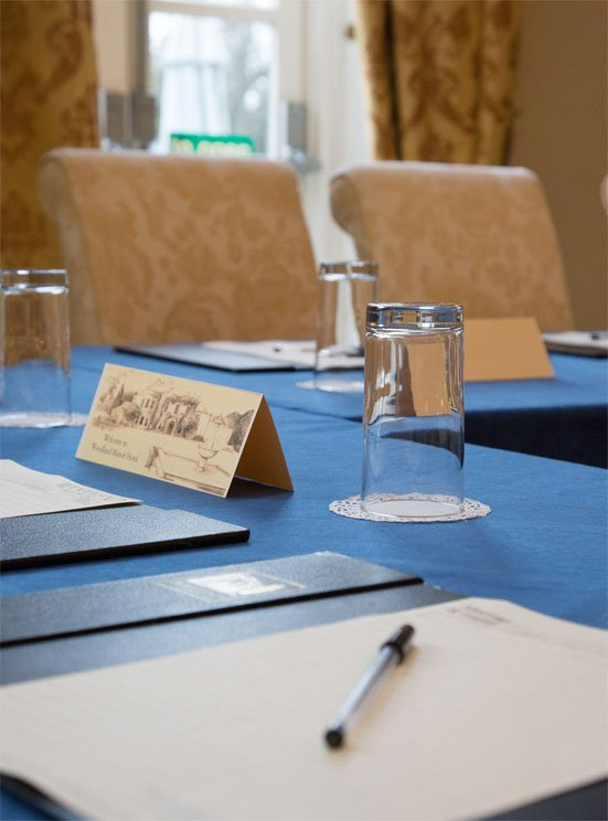 Woodland Manor offers function room hire