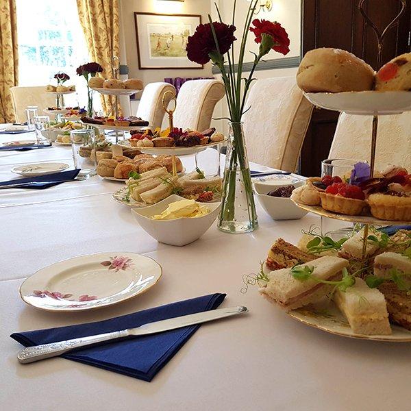 Woodland Manor Hotel Afternoon Tea 2