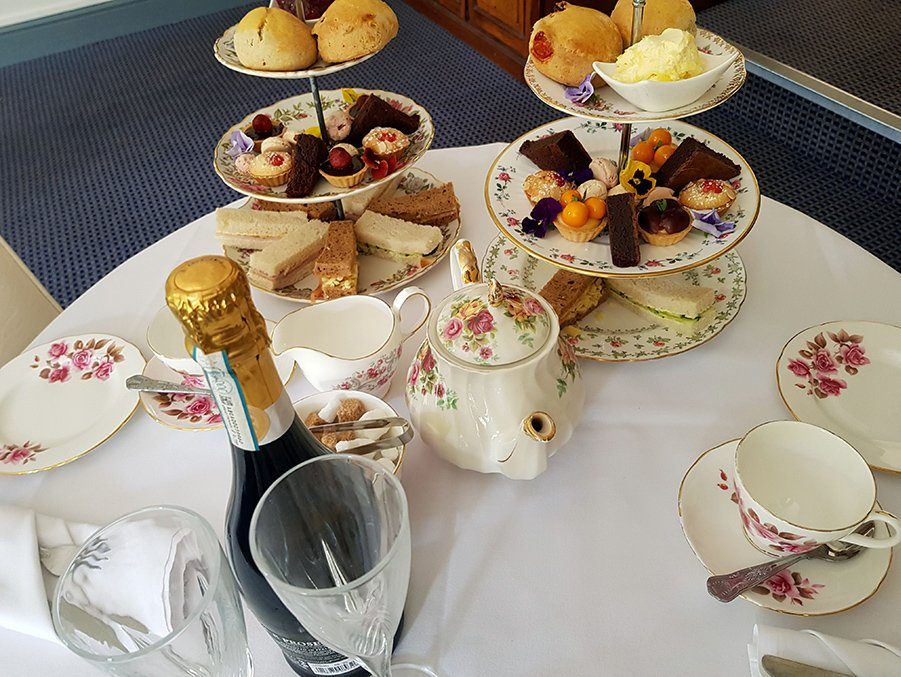 afternoon tea Bedfordshire