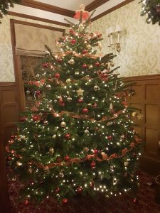 Woodland Manor Hotel Christmas