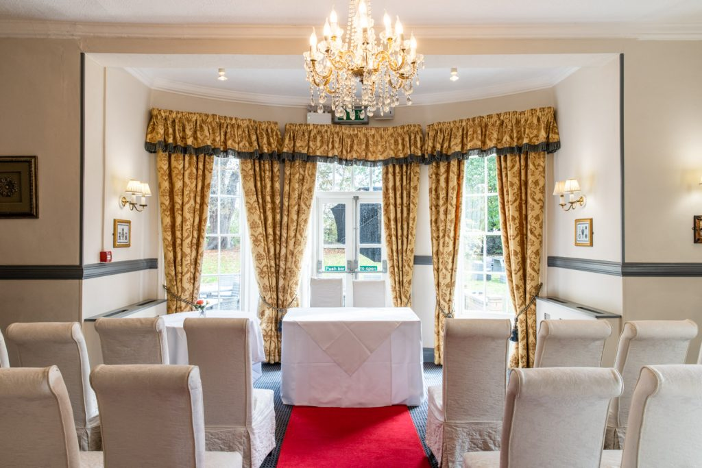 Woodland Manor Meeting Rooms Bedfordshire
