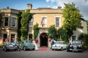 Woodland manor is a wdding venue Bedford that offers unbeatable service and a picture-perfect setting.
