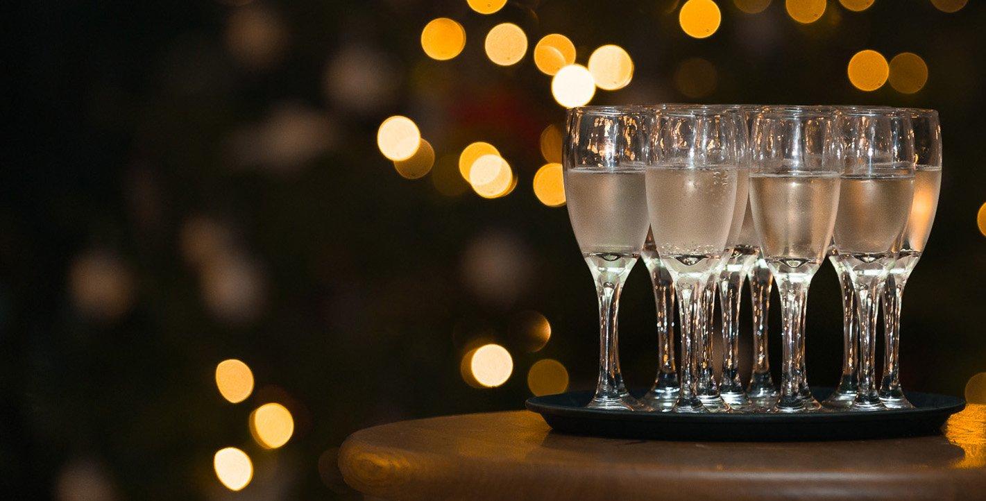 Christmas at Woodland Manor Hotel